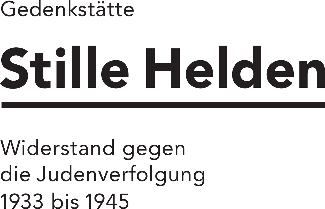 Logo Stille Helden