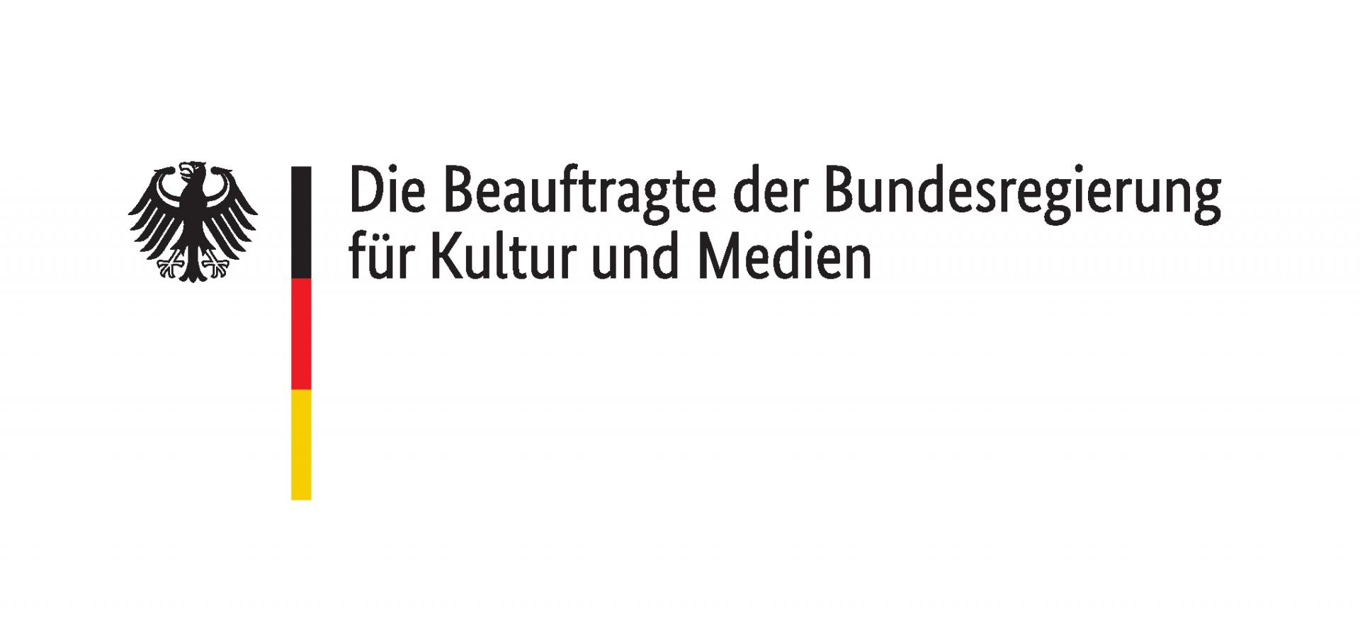Logo der Bundesbeauftragten für Kultur und Medien